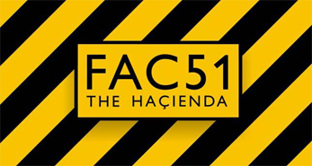 The Hacienda Official Store logo