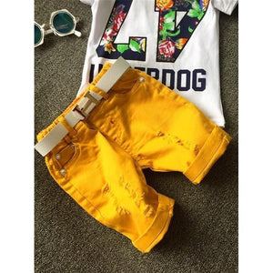 Hot 'Underdog' 2 Piece set-Mommy's Store