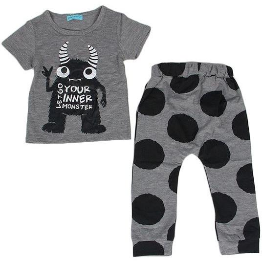Inner Monster - 2 Piece Set-Mommy's Store