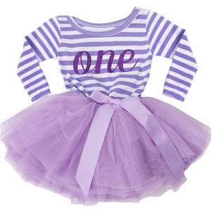 First and Second Birthday Dress