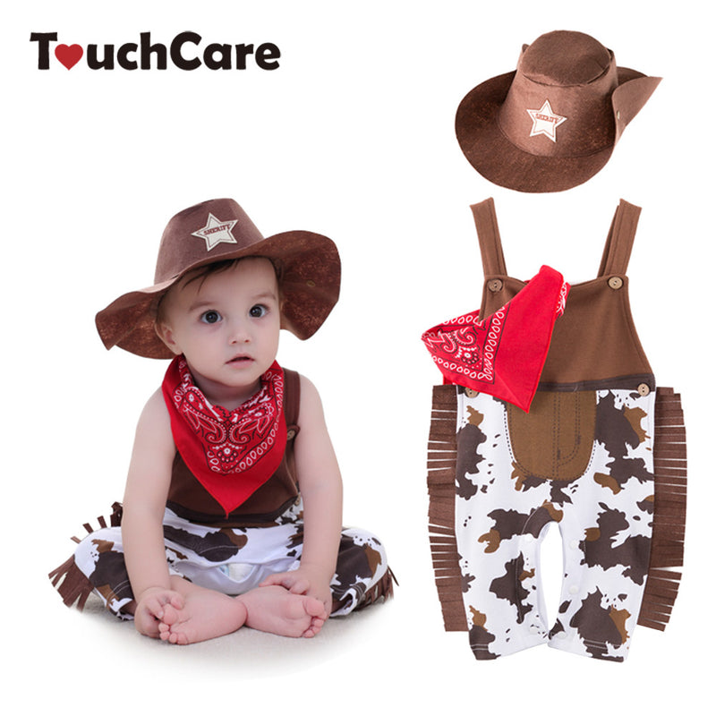 6-24 Month 3 piece Cowboy Costume