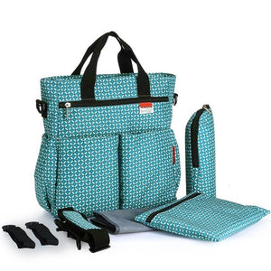 Stylish Waterproof Diaper Bag! 8 Colors