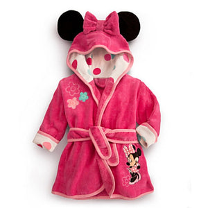 Sweetest Bath Robe 2T- 6
