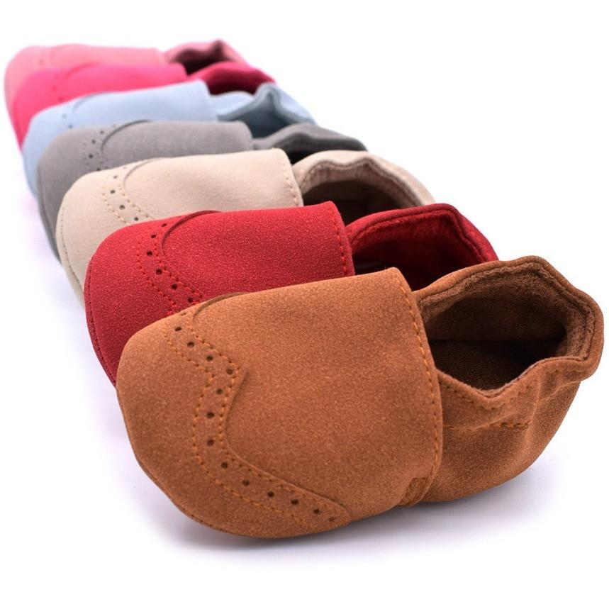 Soft Baby Moccasins-Mommy's Store