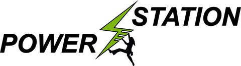 Power Station company logo