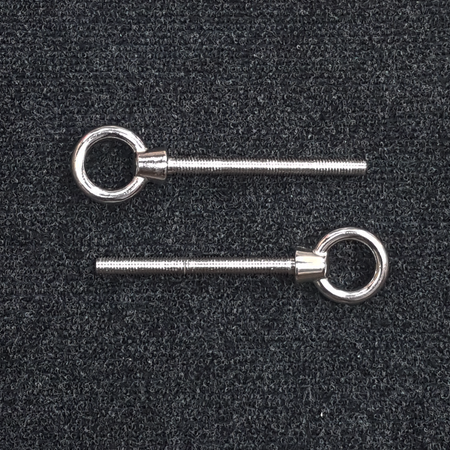 UK M10 Stainless Steel Eye Bolts