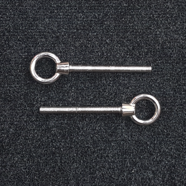 EURO M10 Stainless Steel Eye Bolts