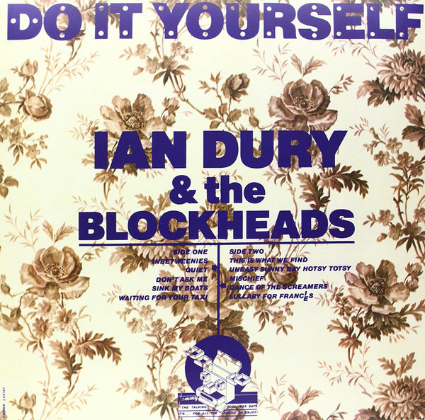 IAN DURY AND THE BLOCKHEADS - DO IT YOURSELF (LP)