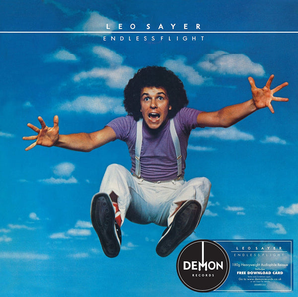 LEO SAYER - ENDLESS FLIGHT (LP)