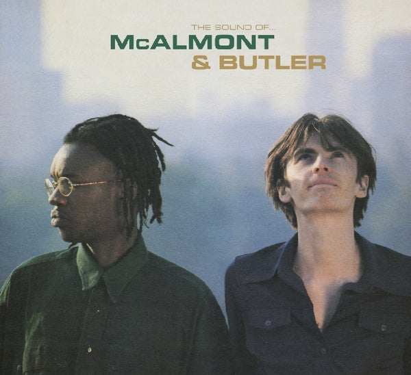 MCALMONT & BUTLER - THE SOUND OF MCALMONT & BUTLER (LP)