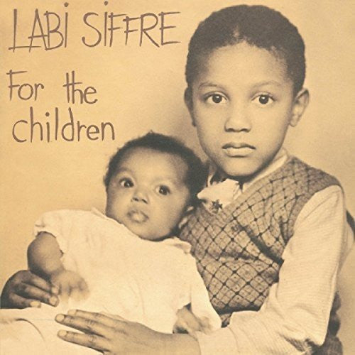 LABI SIFFRE - FOR THE CHILDREN (LP)