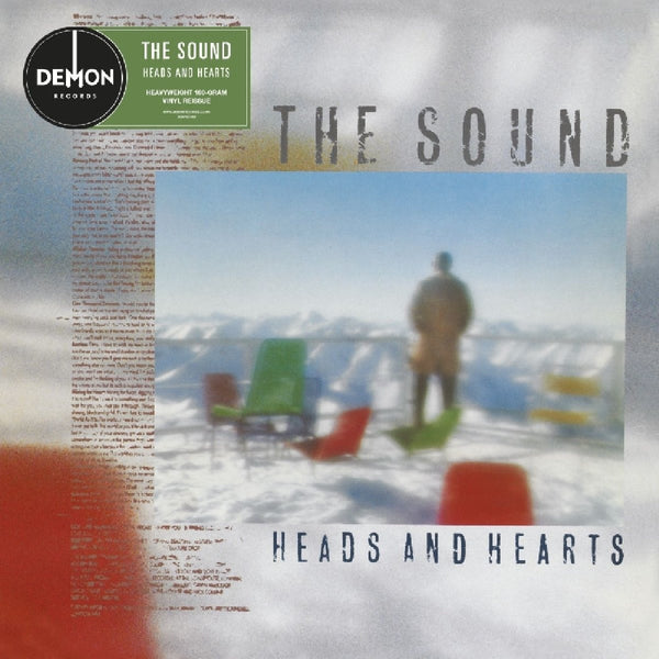 THE SOUND - HEADS & HEARTS (LP)