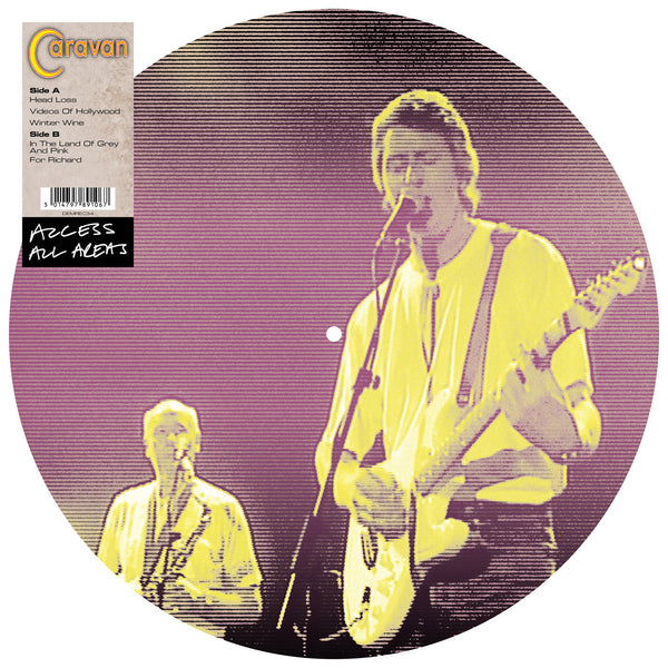 CARAVAN - ACCESS ALL AREAS (PICTURE DISC LP)