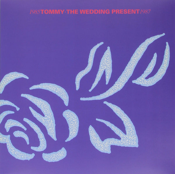THE WEDDING PRESENT - TOMMY (LP)