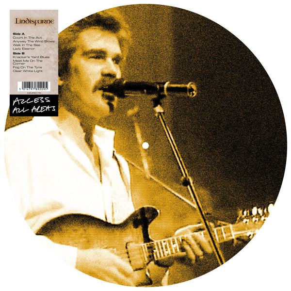 LINDISFARNE - ACCESS ALL AREAS (PICTURE DISC LP)