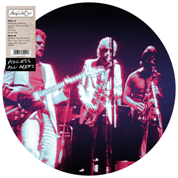 AVERAGE WHITE BAND - ACCESS ALL AREAS (PICTURE DISC LP)