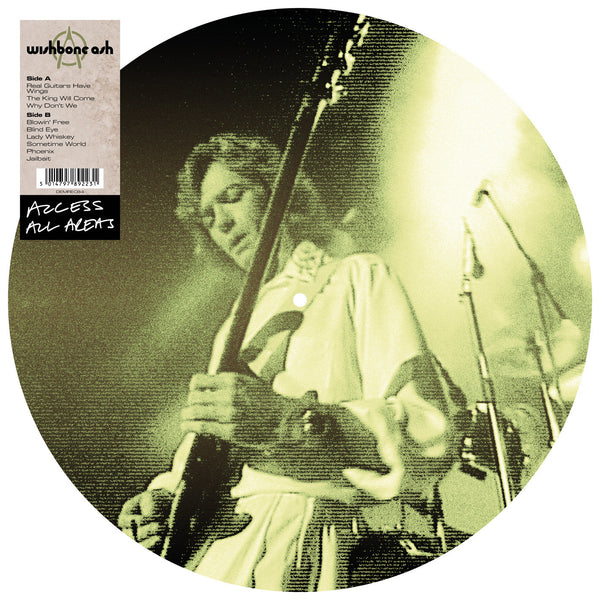WISHBONE ASH - ACCESS ALL AREAS (PICTURE DISC)