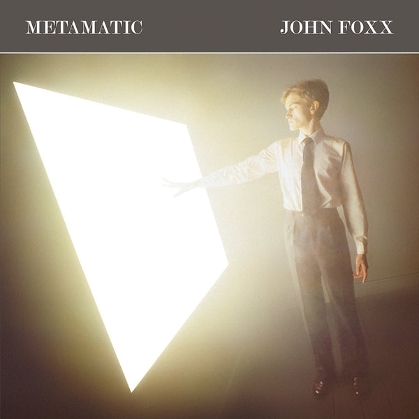 JOHN FOXX - METAMATIC (LP)