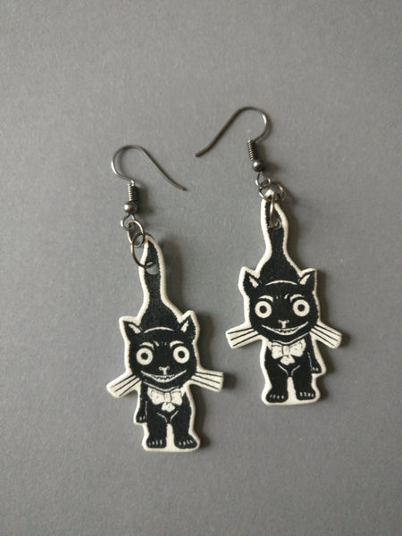 Kittycat Earrings
