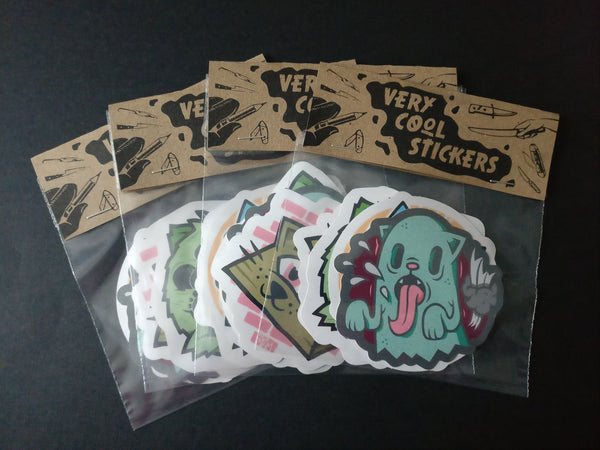 Very Cool Stickers Pack