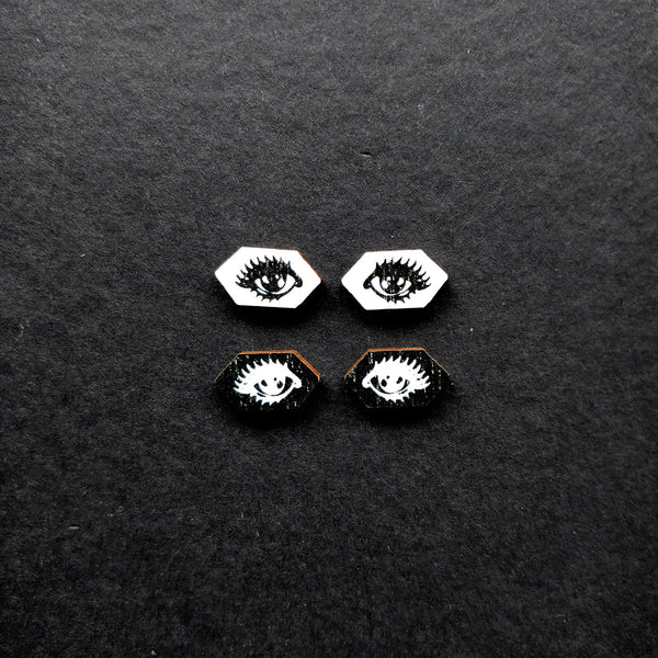 Eye Candy Stud Earrings