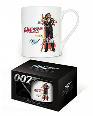 James Bond (Octopussy) Bone China Mug