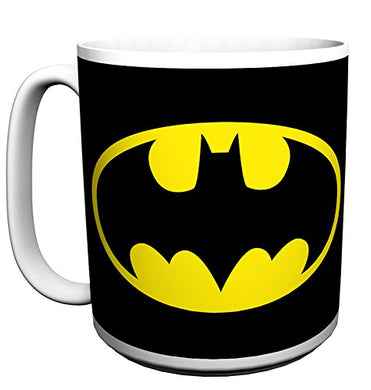 DC Comics (Batman Logo) Giant Mug