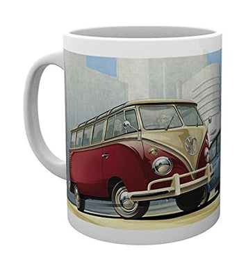 VW Camper (Illustration) Mug