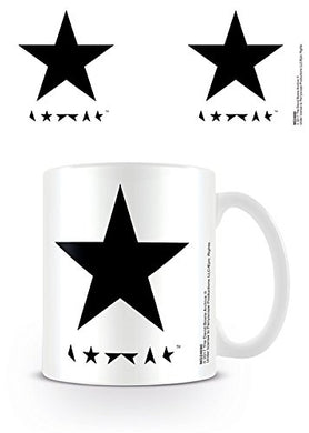 David Bowie (Black Star) Mug