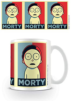 Rick And Morty (Morty Campaign) Mug