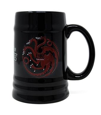 Game Of Thrones (House Targaryen) Beer Mug