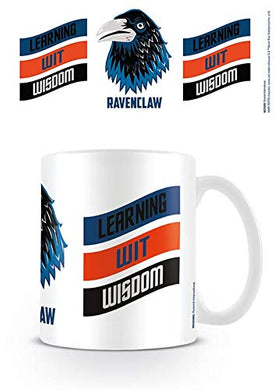 Harry Potter (Ravenclaw Traits) Mug