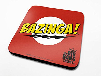 Big Bang Theory (Bazinga) - Coaster