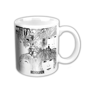 The Beatles (Revolver Import) Mini Mug