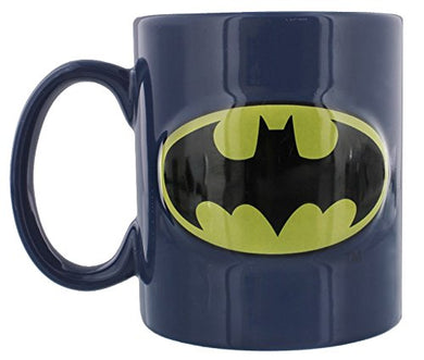 Batman (Logo) Embossed 14Oz Mug