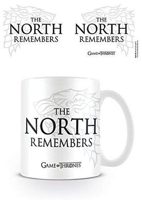 Game Of Thrones (The North Remebers) Mug