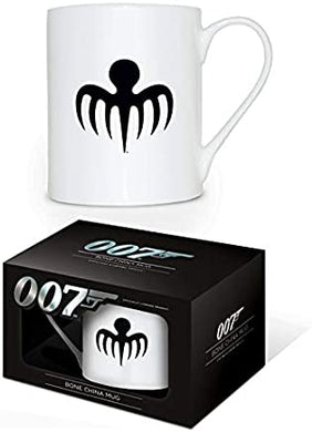 James Bond Spectre Octopus Logo Fine China Mug