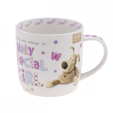 Boofle Mug (Special Girl) China Mug
