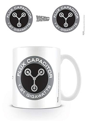 Back To The Future (Flux Capacitor) Mug
