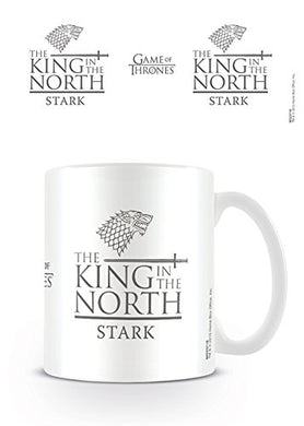 Game Of Thrones (King In The North) Mug