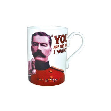 Fine Bone China Mug - You Are The Man I Want
