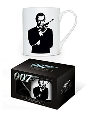 James Bond (The Name Is…) Bone China Mug