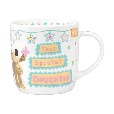 Boofle Very Special Daughter Mug