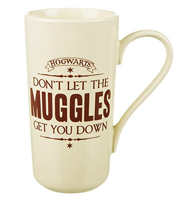 Harry Potter Muggles Latte Mug - Boxed