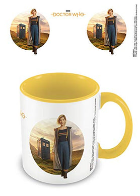 Doctor Who (13th Doctor) Mug