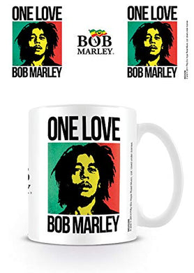 Bob Marley (One Love) Mug