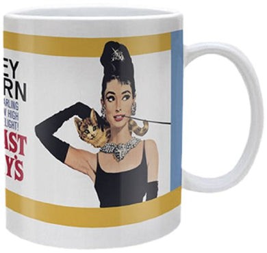 Audrey Hepburn (One-Sheet) Mug