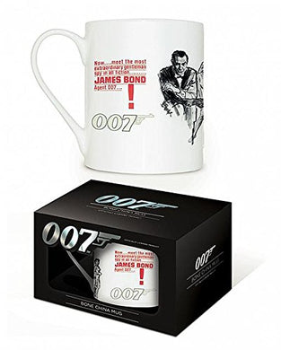 James Bond (Dr No) Mug