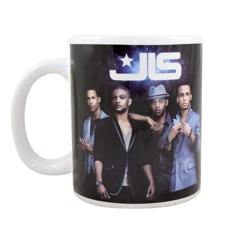 EMI - JLS Mug Midnight