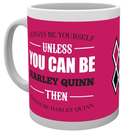DC Comics (Harley Quinn Be Yourself) Mug